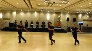 Globetrottin' Line Dance by Team International @2018 WCLDM
