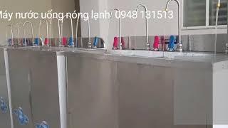 Cung cấp máy lọc nước uống nóng lạnh công nghiệp