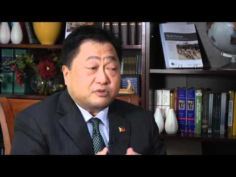 Video Interview: Ernest Bower Interviews Cesar V. Purisima