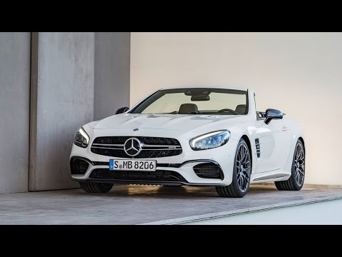 2017 Mercedes Sl63 Amg Review Rendered Price Specs Release Date