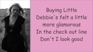 Miranda Lambert ~ Pink Sunglasses (Lyrics)