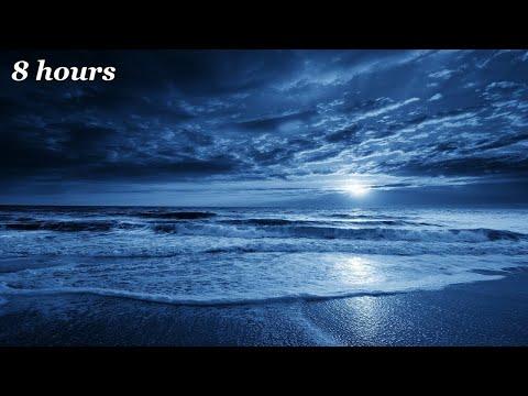 Soothing Sleep Music: Relaxing Harp Music, Sleeping, Calming, Fall Asleep, 8 Hours Instrumental ★66