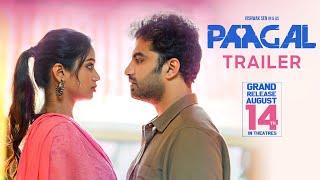 Paagal Trailer - Vishwak Sen, Nivetha Pethuraj, Simran, Megha Lekha | Aug 14th Release Image