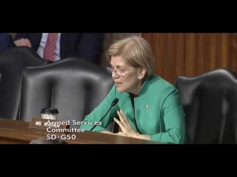 Warren Clueless On Foreign Policy Issue