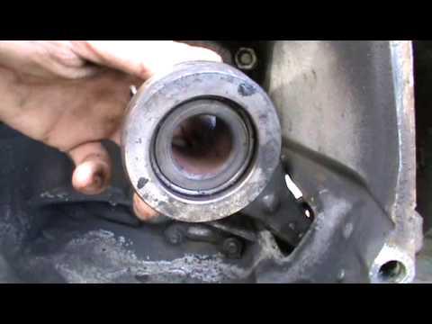 Форд мондео выжимной подшипник устройство