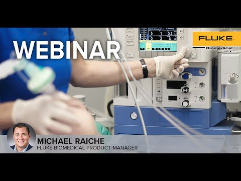 Get Into The Flow Of Anesthesia Machine Testing Webinar