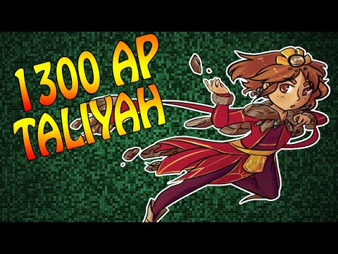 1300+ FULL AP TALIYAH - Avatar, is that you ?
