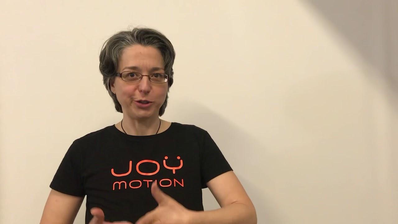 Domenica - Istruttrice di Joymotion