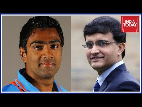 Sourav Ganguly & Ravichandran Ashwin Exclusive Chat | India Today Unforgettables