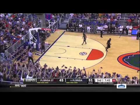 11/29/13 Basketball #15 Florida Gators vs. Florida State Seminoles
