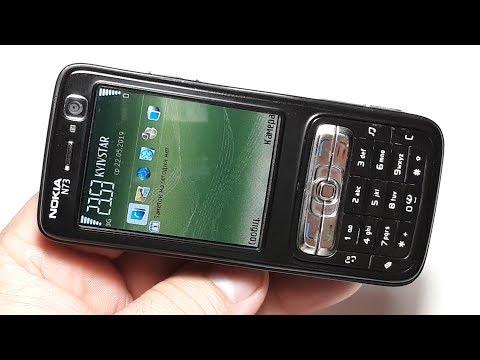 Nokia N73 Анонс продажи ретро телефонов часть 2