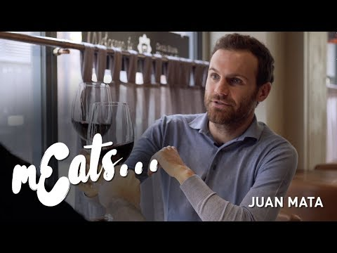 mEats... Juan Mata
