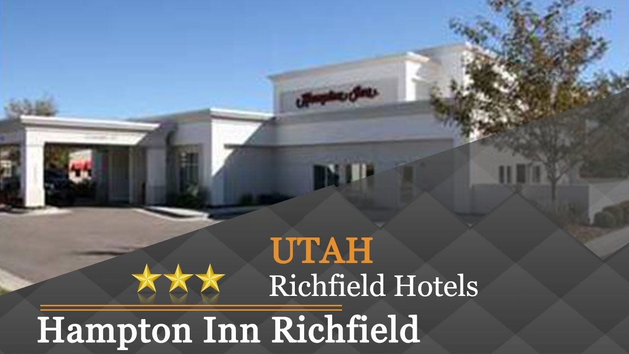 Hampton Inn Richfield Hotels Utah
