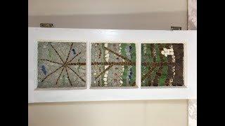 Sea Glass Mosaics - 10 Tips for Creating Mosaic Magic
