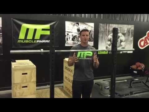 Cory Gregory's 5 Front Squat Tips
