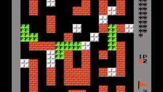 Battle City - Battle City Gameplay NES - User video