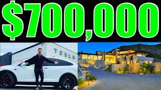Why I Just Bought a 2020 Tesla Model X & 2nd Home in Arizona