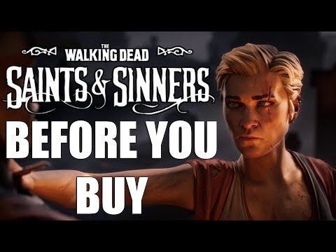 The Walking Dead: Saints and Sinners 12 Things You NEED To Know Before You Buy