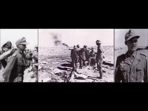 Günter Halm und das Deutsche Afrikakorps