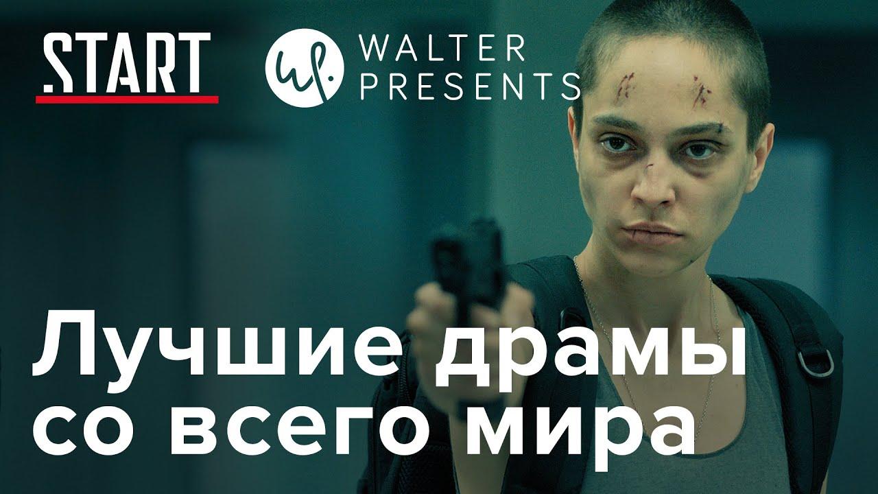 Сериалы Walter Presents - лучшие драмы со всего мира