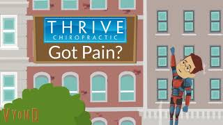 Knee Pain | Thrive Chiropractic Learning Center
