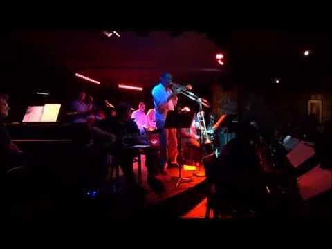 Sam Blakeslee: Blues in Another Last Minute -- Sam Blakeslee Large Group at BLU Jazz+