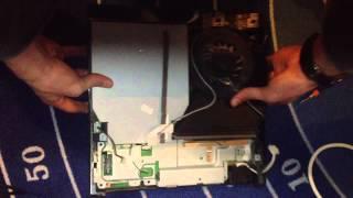 Changer le lecteur bluray d'une PS3 slim - Réparer Playstation 3