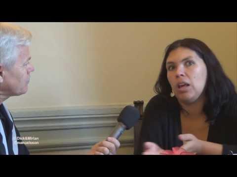 CHILE: Bárbara Figueroa, presidenta nacional de la CUT