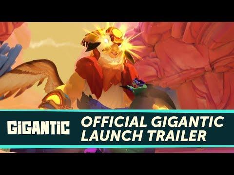 Эксклюзивная для Xbox и PC игра Gigantic закрывается в июле