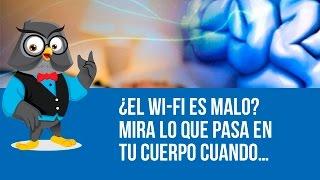 ¿El Wi-Fi Es Malo? Mira lo que pasa en tu cuerpo cuando…