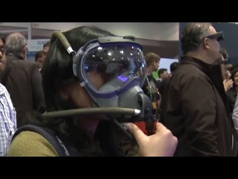 Latest in AR,VR technology take the stage of Augmented World Expo