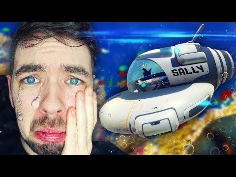 I LOST SALLY!!! | Subnautica - Part 4 (Full Release)