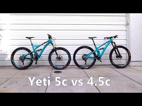 New YETI Bikes 2016 - Eurobike 2015 - YouTube
