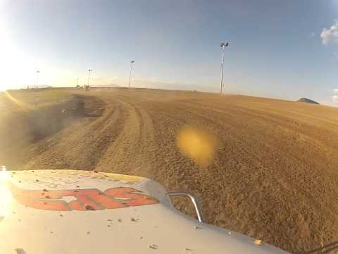 500cc Outlaw Karts at Atomic Motor Raceway