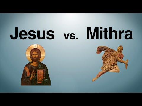 Jesus vs. Mithra