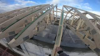 Dzień z życia budowlańców. Jak wybudować dom. Zrób to sam