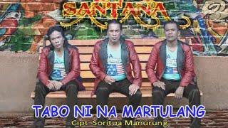 Trio Santana - Tabo ni na martulang ( Official musik video )