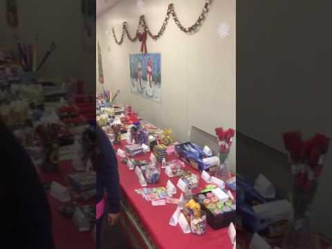 West Glades School Holiday Shop