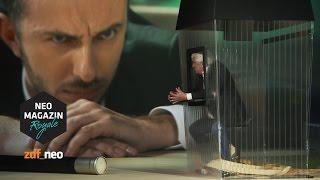 Der kleine Mann: Zurück ins Morgenland AUSRUFEZEICHEN | NEO MAGAZIN ROYALE mit Jan Böhmermann ZDFneo