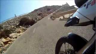Kurvenspass 2012 - Mallorca - Road to Cap de Formentor