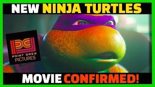 Ninja Turtles CG Movie Reboot ANNOUNCED! - Seth Rogan's Point Grey Pictures