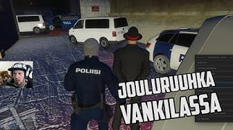 GTA V RP - Vankila kuljetuksia ja murhan tutkintaa #43 (poliisi)