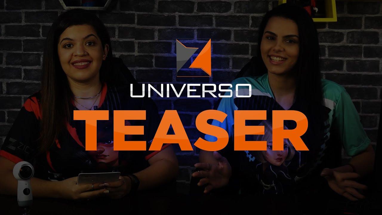 Download Universo Z - TEASER