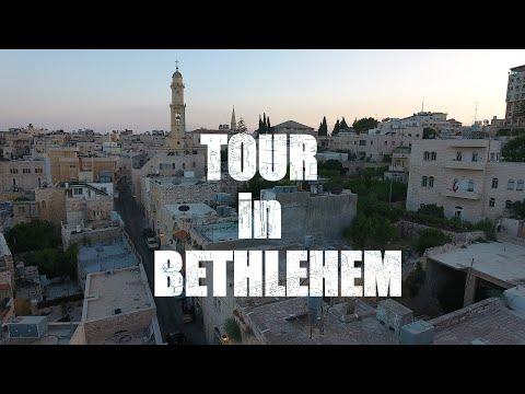 Tour In Bethlehem , Palestine