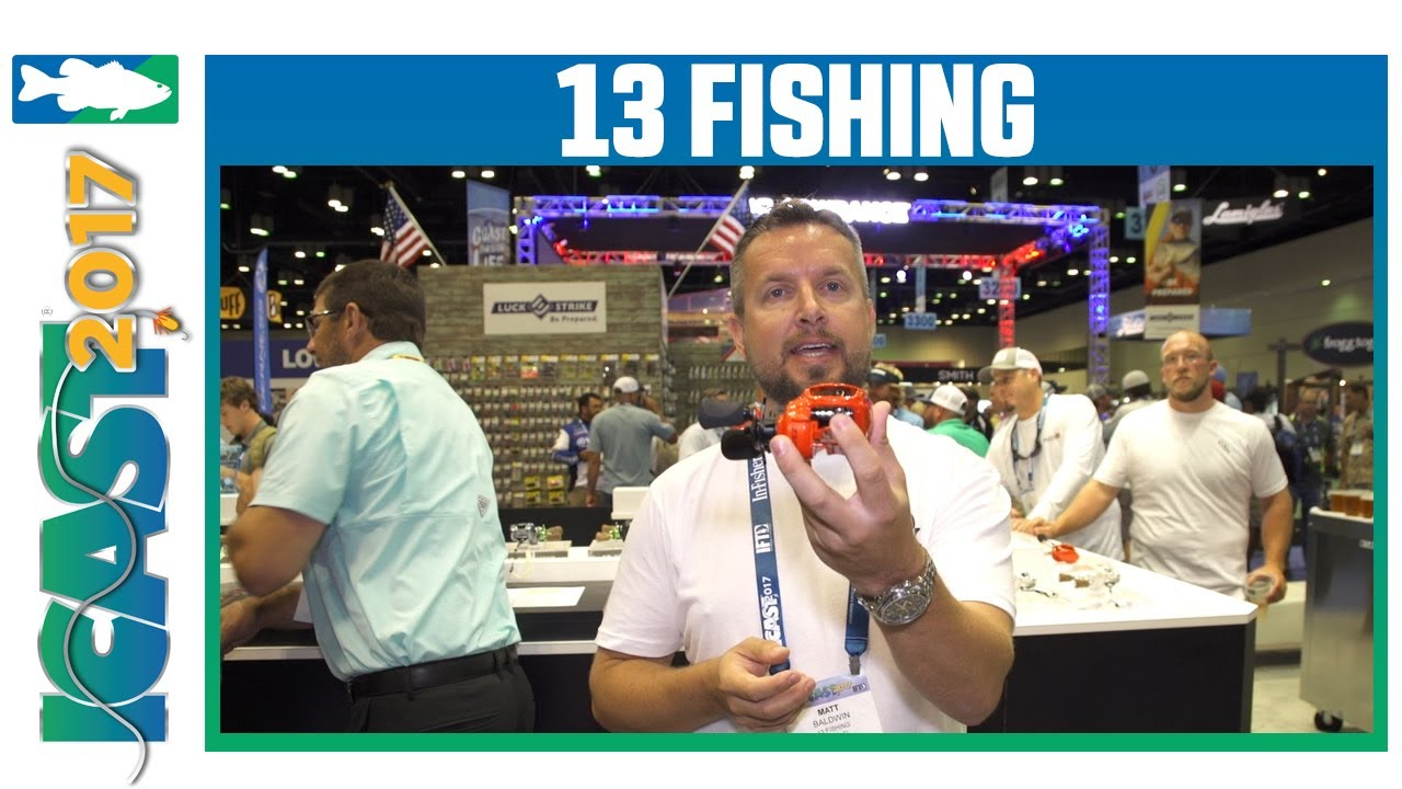 13 fishing concept z casting reel with matt baldwin for 13 fishing concept z