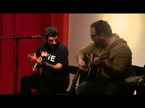 Jonah Matranga & Ian Love - Not About A Girl Or A Place - Gershwin Hotel NYC - 02.12.13