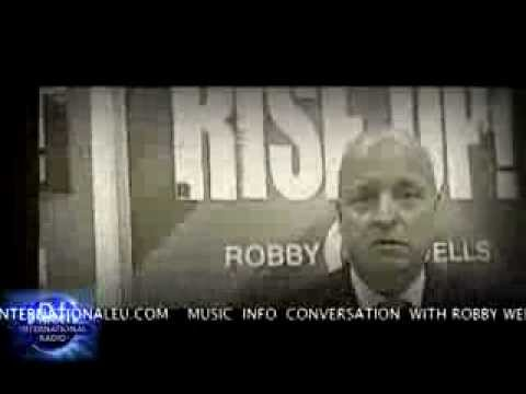 ROBBY WELLS A DEM CANADATE FOR PRESIDENT INTERVIEW YOU TUBE RADIO