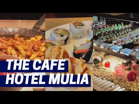 Hotel Mulia The Cafe - #DPVLOG1