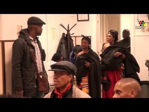 The Ashanti tell their part of the story in Rotterdam