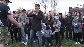 МОЛОЧНИК вышел на бой без правил!!!